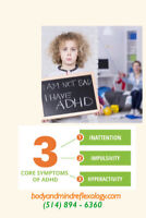 Reflexology for children with ADHD