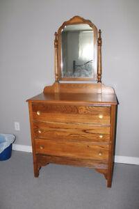 Antique dresser - restored Cornwall Ontario image 1