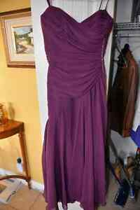 Sophie Tollie designer bridesmaid dress