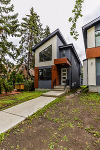 MODERN LUXURY INFILL CLOSE TO DOWNTOWN