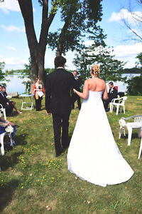 Wedding Dress to sell West Island Greater Montréal image 4