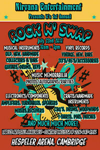 Rock N Swap Bazaar!!!!