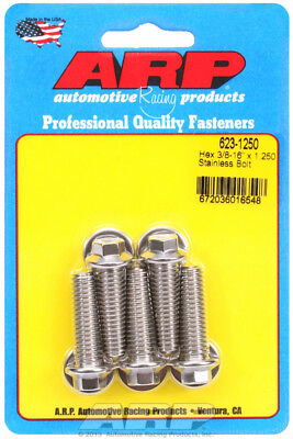 Arp for 623-1250 3/8-16 x 1.250 hex SS bolts