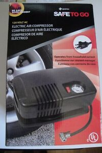 NEW ELECTRIC AIR COMPRESSOR FOR YOUR CAR OR TRUCK