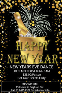 New Year's Eve Dance