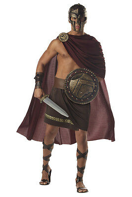 Spartan Warrior 300 Roman Greek Gladiator Adult - 300 Spartaner Kostüm Kostüm