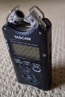 TASCAM DR40 Professional portable audio recorder