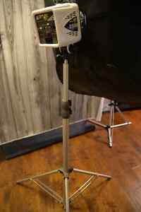 PHOTOGRAPHY LIGHT STANDS Cambridge Kitchener Area image 1