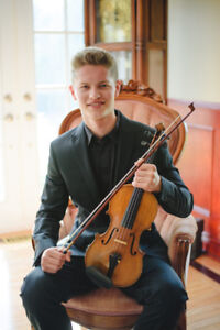 In-Home Violin Lessons with Award Winning Violinist