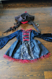 costume halloween robes pour filles