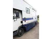 LEYLAND DAF FA 45.130 Horse Lorry
