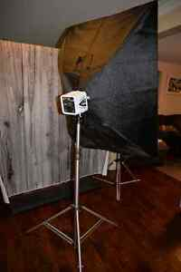 PHOTOGRAPHY LIGHT STANDS Cambridge Kitchener Area image 4