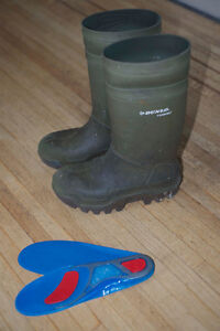 Dunlop Purofort Thermo gumboots