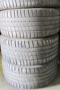 Michelin Pilot Sport A/S3 Tires 18 INCH in size (4Tires)(P215/40