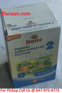 Holle Organic - Infant Follow-on Formula 2 - 600g-after 6 months