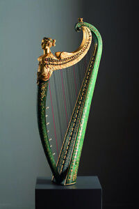 Wanted: Lg. Antique Harp any Condition Cash Paid