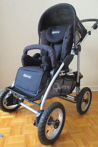 Baby stroller QUINNY Freestyle XL (4weels)