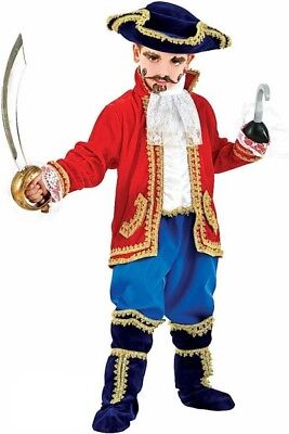 Italian Made Baby & Older Boys Pirate Halloween Fancy Dress Costume Outfit 0-1 (Older Boy Halloween Costumes)