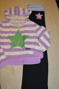 2 Justice Dance Outfits Size 8 Kingston Kingston Area image 3