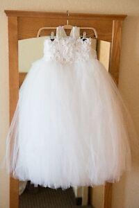 Flower girl tutu dresses Kitchener / Waterloo Kitchener Area image 1