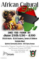 African Cultural Show