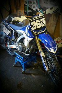 2011 yz450f 4,700 OBO trade for a seadoo?
