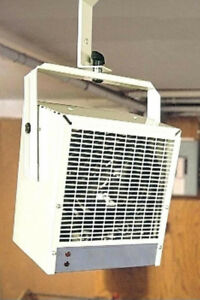 Dimplex Portable Electric Garage Heater - 4000 Watts