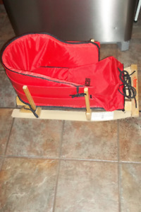 Pelican Baby Sleigh Double Backrest with Cushion