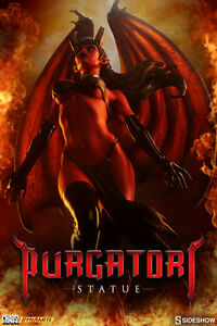 LIMITED EDITION! Sideshow Collectibles Purgatori Statue