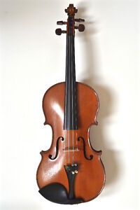 Fine French violin from Jérôme Thibouville-Lamy