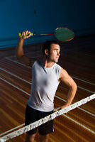 Badminton - 6 parties, 48,50$!