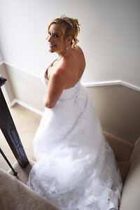 Wedding Dress to sell West Island Greater Montréal image 3