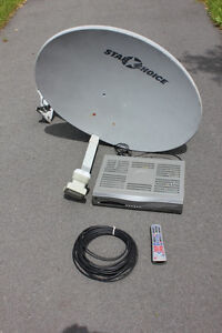 Motorola DSR505 HD high def receiver, Dish & Cable