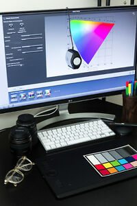 Professional Display Calibration - X-Rite i1Display Pro