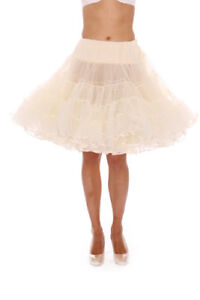 Malco Modes Petticoat Madeline size S (Style #565) in Ivory