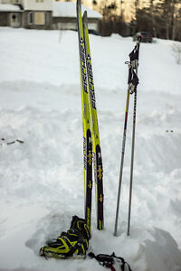 Snow Ski Package - Great Shape and Deal