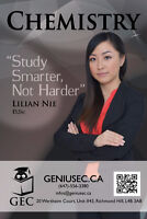 Richmond Hill/Markham One-On-One Math Chem Phy private tutoring