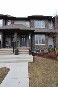 Dual Master With Finished Basement & Double Detached Garage SW