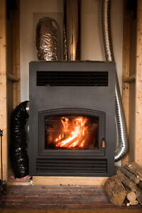 Fireplace - High Efficiency and Very Clean - RSF Opel 3