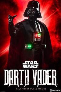 StarWar - Darth Vader Legendary Scale Figure 1:2 Limited Edition