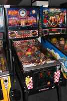 Pinball or Arcade machine wanted for man cave