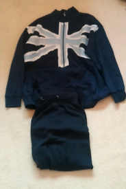 Union Jack top and bottoms size xl