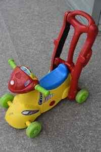 SIT-TO-RACE SMART WHEELS!!!