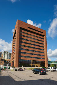 Downtown Kitchener Office Space available at 22 Frederick St