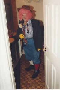 """PRICE DROP"" - CLOWN COSTUME ADULT o"