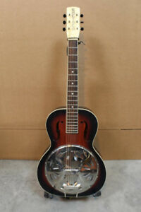 Gretsch Bobtail Resonator (Roundneck)