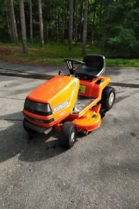 Kubota Lawn Tractor 14HP plus 2 stage blower