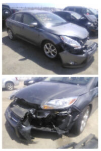 2012 ford focus for parts