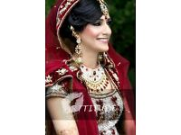 Professional Asian/English freelance / mobile Bridal/party Hair & makeup artist