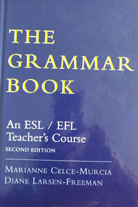 The Grammar Book - 2rd edition